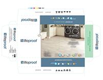 lifeproof™ waterproof tile