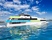 Rottnest Fast Ferries / Brand