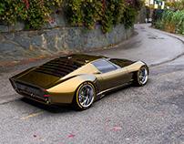 Lamborghini Miura FR