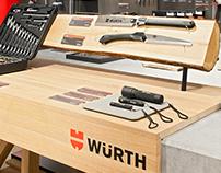 Würth | Family Store | Stuttgart 2016
