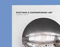 Post-War & Contemporary Art at Bonhams