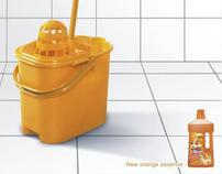 Mr. Proper - New Orange Essence