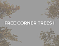 FREE AUTUMN CORNER TREES