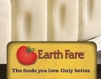 Earth Fare Rebranding