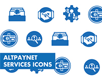 Altpaynet: Services Icons