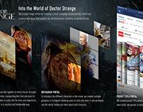SOCIAL MEDIA CAMPAIGN/ Marvel's Doctor Strange