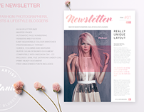 Melanie - Creative Newsletter