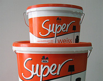 Deutek Super Paint Line - Change Your House. Decorate.
