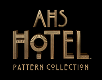American Horror Story: Hotel // pattern collection