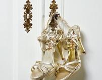 Elsa Coloured Shoes Bridal Collection 2011/2012