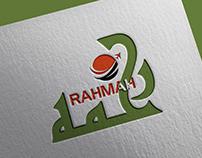 rahmah logo design 2019