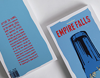 Empire Falls Book Design