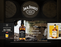 Jack Daniel's | Marketing & Product Websites
