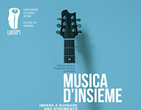 Poster - Music course