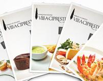 Villa Cipreste - Branding, Website & Print