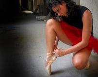 Set Ballet Dancer