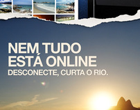 Saia da Casa, Curta o Rio