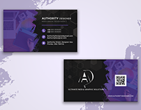 Free Corporate Business Card PSD Download | FreeBee