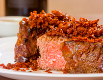 Food Photography - Argento Parrilla