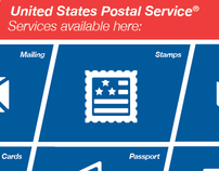 Icon Design | United States Postal Service