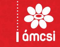 ÁGI MAMA CSODÁLATOS ILLEMHELYE - logo and identity