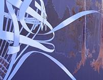 Prairie Line Trail: Mural in Tacoma