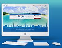 Web Portal UI/UX design