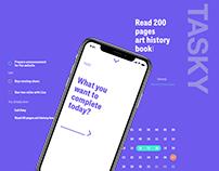 TASKY - To do list App