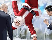 NC+ Santa Claus