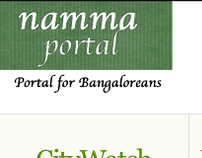 Namma Portal - Video Prototype