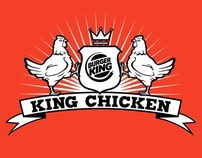 KING CHICKEN LOGO