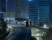 La Défense - Deserted City