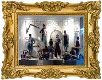 Visual Merchandising - Window Display