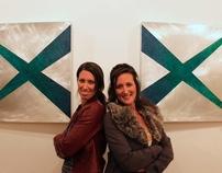 Dana + Ruth Kleinman artwork