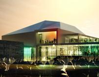 Conservatoire de Chatou (2/3/4/ architecture)