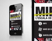 App para la Fundació Joan Miró