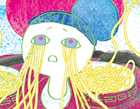 Ramen Girl Series -How to accept your sadness-