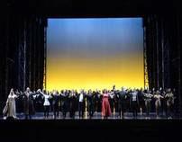 Goetterdaemmerung  prodotto dal Teatro Petruzzelli Bari