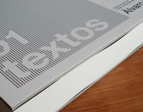 01 Textos, Álvaro Siza - Editorial Design