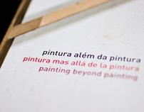 Pintura além da pintura