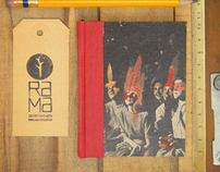Vintage Handmade Notebooks