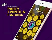 SharePose Mobile App