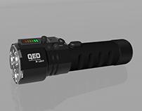 IR Sensor Flashlight Concepts
