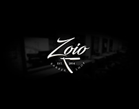 Identidade Visual - Zoio Barbershop