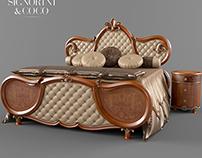 signorini&coco modeling of Bellagio collection