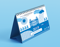 calendar for Belhydromet - Republican Center for Hydrom