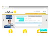 enchufados.com