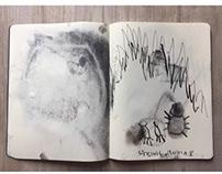Sketchbook 2019- I