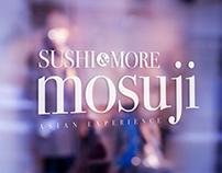Mosuji. Brand Identity
