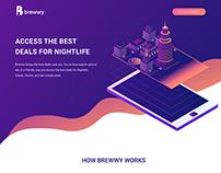 Brewwy UI Design